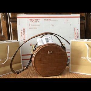 $258 Michael Kors Delaney Handbag MK Purse Bag